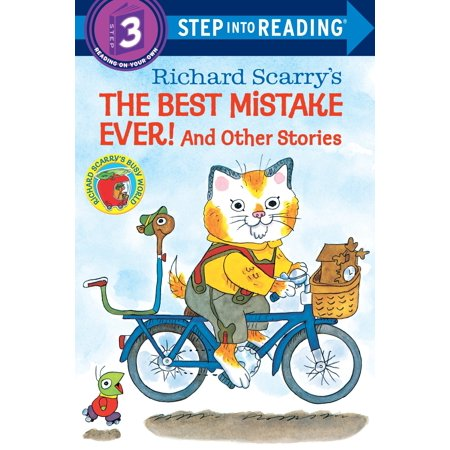 Richard Scarry's The Best Mistake Ever! and Other