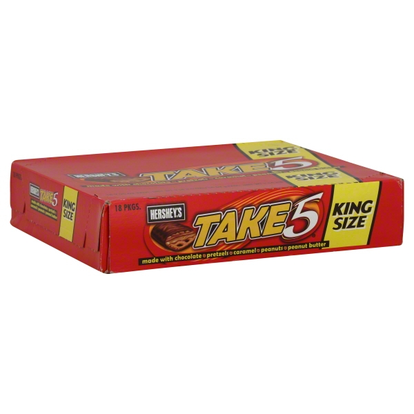 TAKE FIVE Candy Bar
