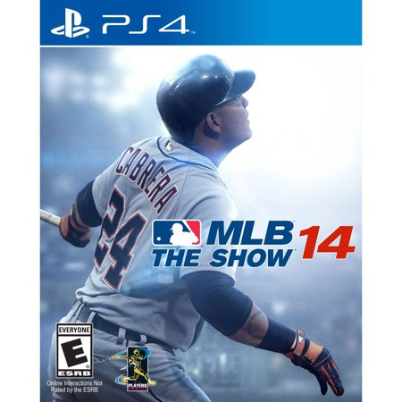 Mlb 14  The Show  Ps4    Pre Owned