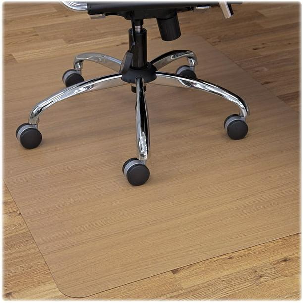 Es Robbins Trendsetter 36 X 48 Chair Mat For Hard Floor Rectangular Walmart Com Walmart Com