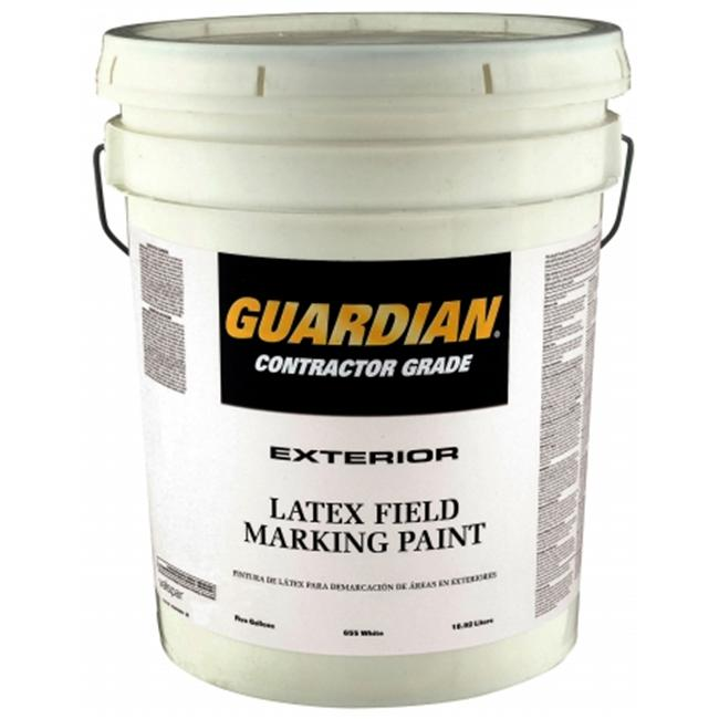 Valspar Brand 5 Gallon White Exterior Latex Field Marking Paint  44-655 5G