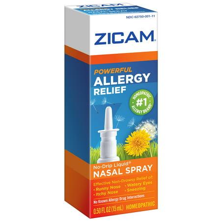 Zicam Allergy Relief Nasal Gel, 0.5oz
