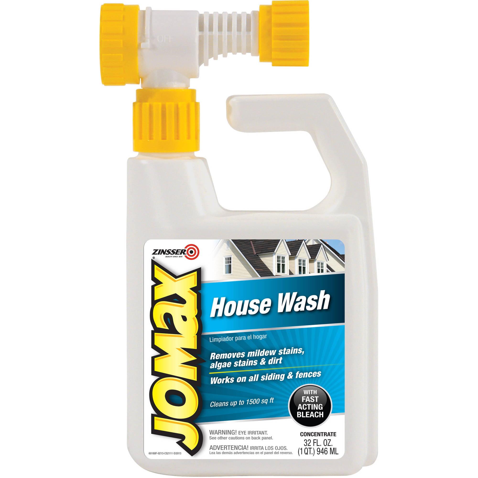 JOMAX 1qt House Wash