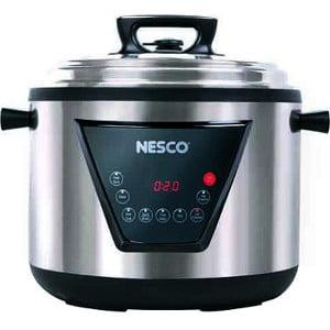Nesco 11 Quart Multi-Function Pressure Cooker - Stainless Steel