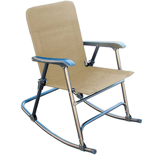 Prime Products 13-6506 Arizona Tan Elite Folding Rocker