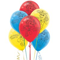 Paw Patrol Party Supplies 12 Latex Balloons