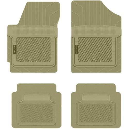 PantsSaver Custom Fit Car Mat 4PC 4413113 Tan