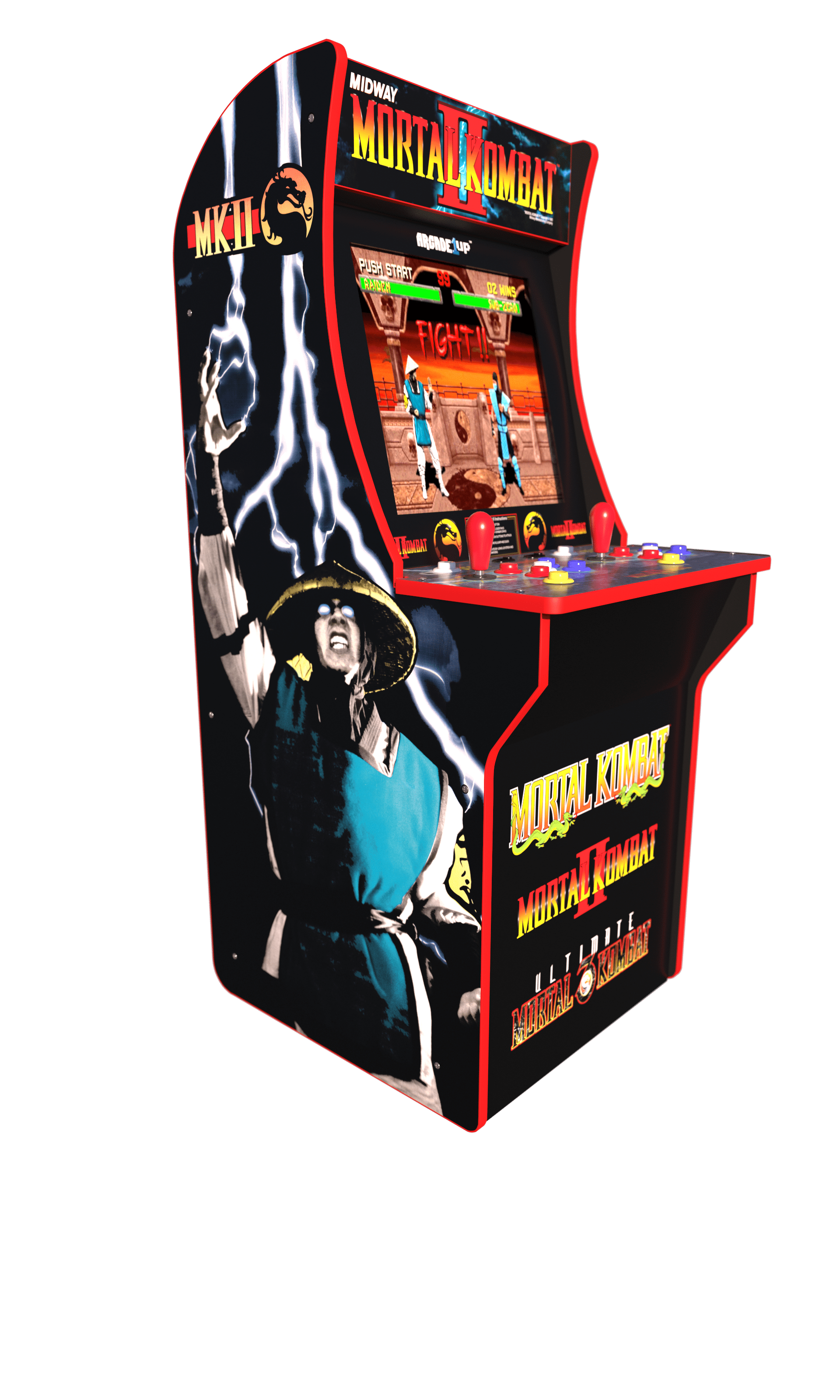 Mortal Kombat Arcade Machine, Arcade1UP, 4ft (Includes