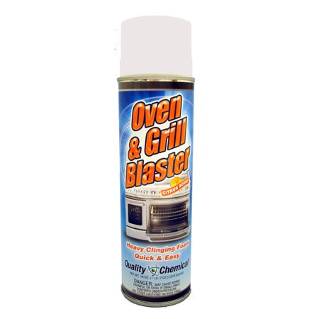 Oven and Grill Blaster Heavy-Duty Grease Remover - Case of