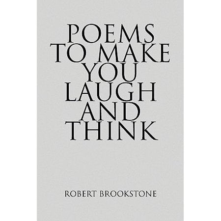 Poems To Make You Laugh And Think Walmartcom