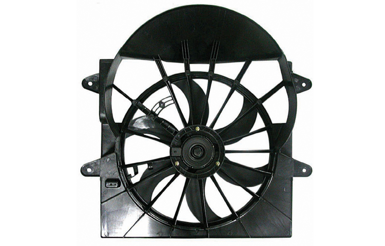Replacement Depo 333-55015-200 Cooling Fan For Jeep Commander Grand Cherokee by Depo
