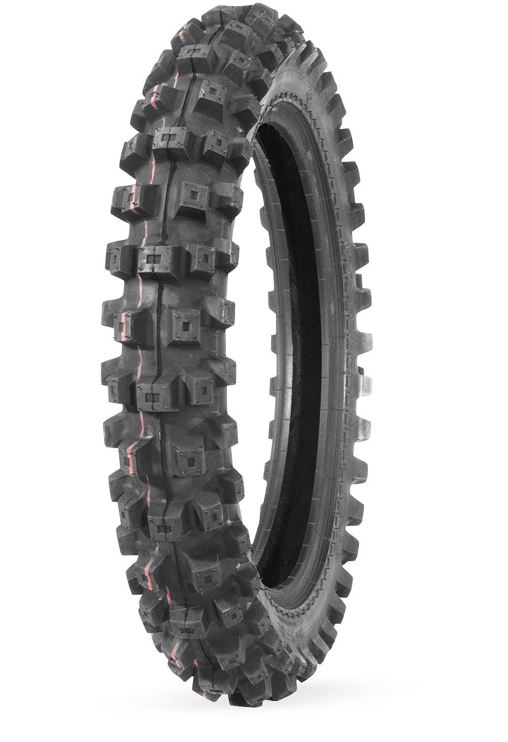 100//100-18` IRC Volcanduro VE33 Rear Tire T10314