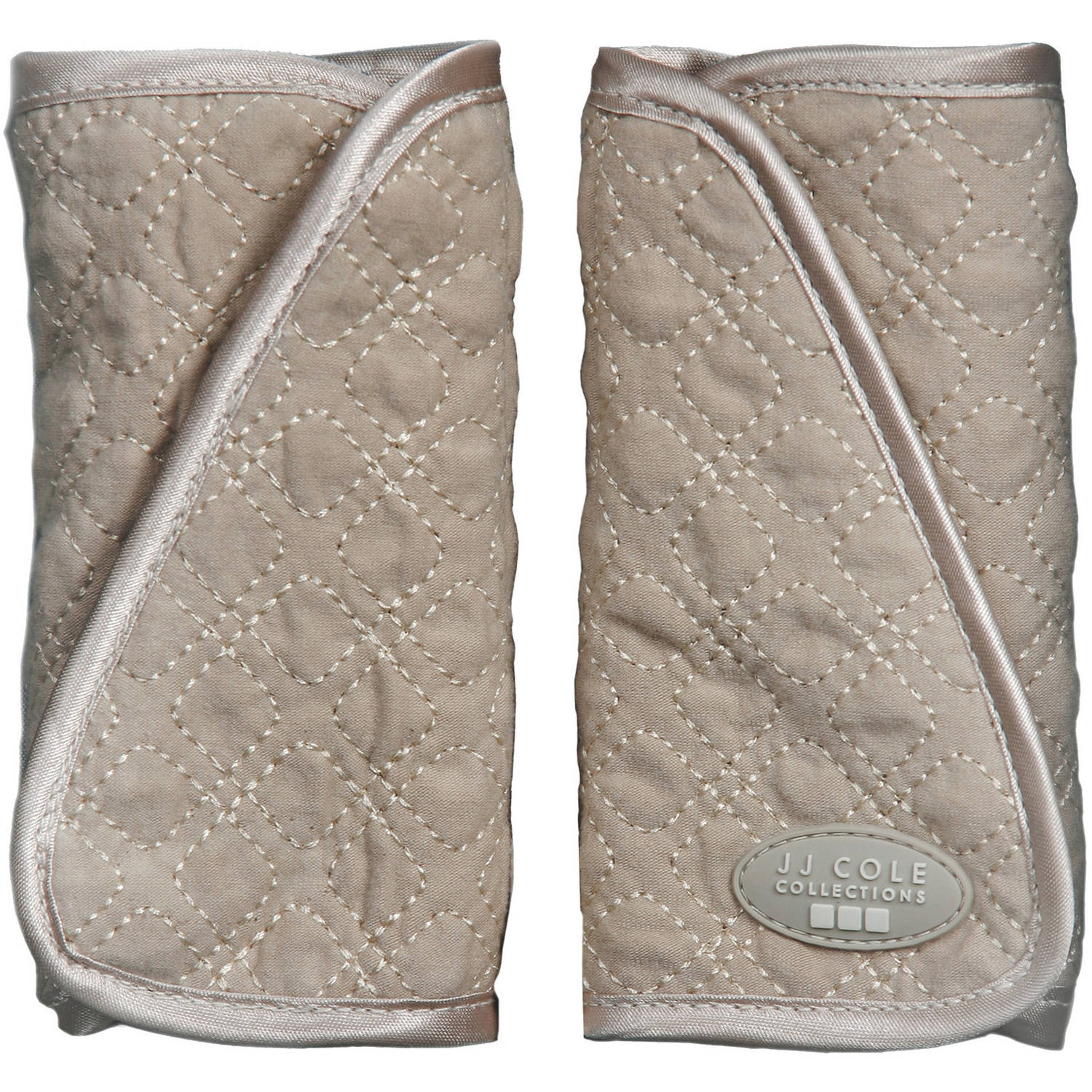 JJ Cole Strap Covers, Khaki