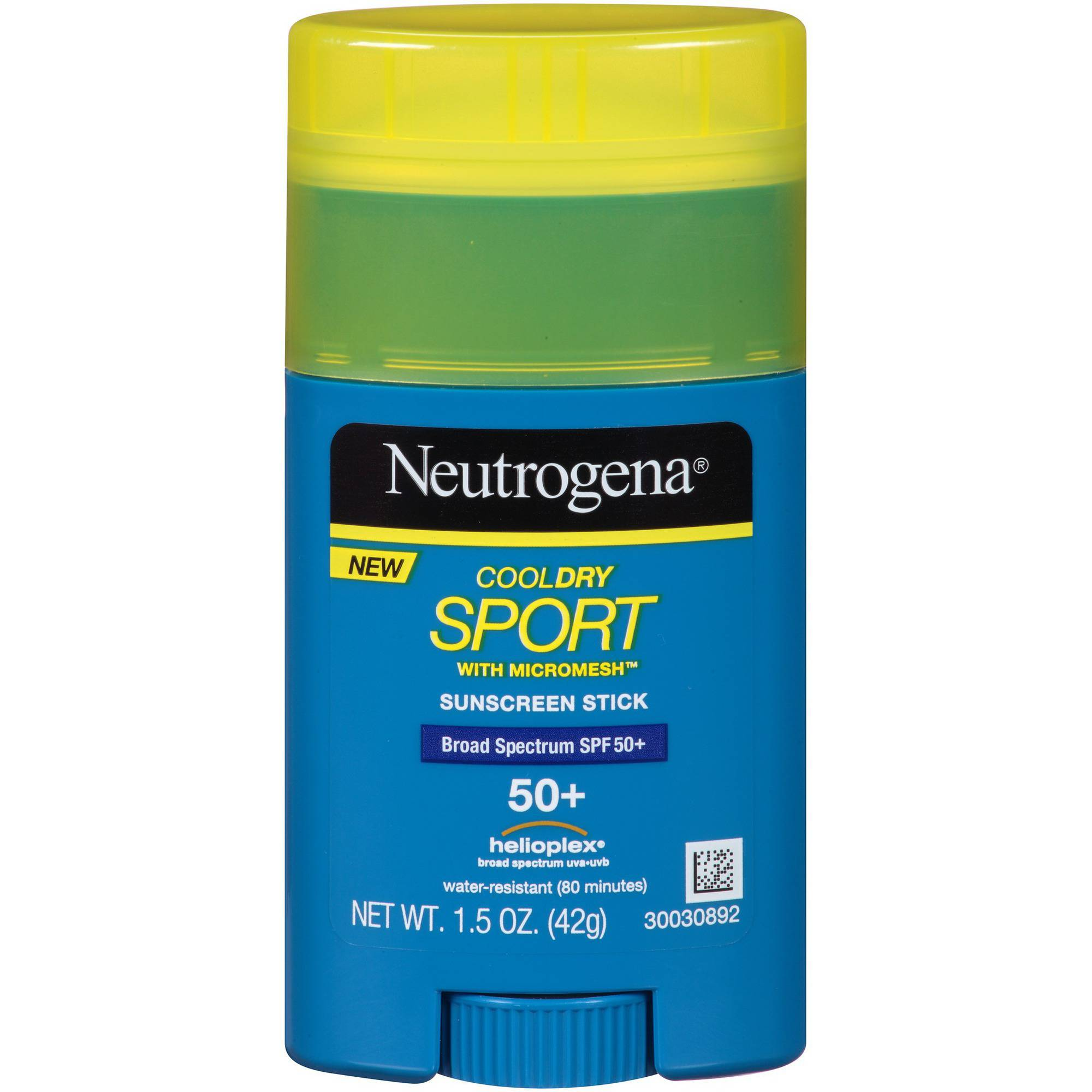 Neutrogena CoolDry Sport Sunscreen Stick, SPF 50, 1.5 oz