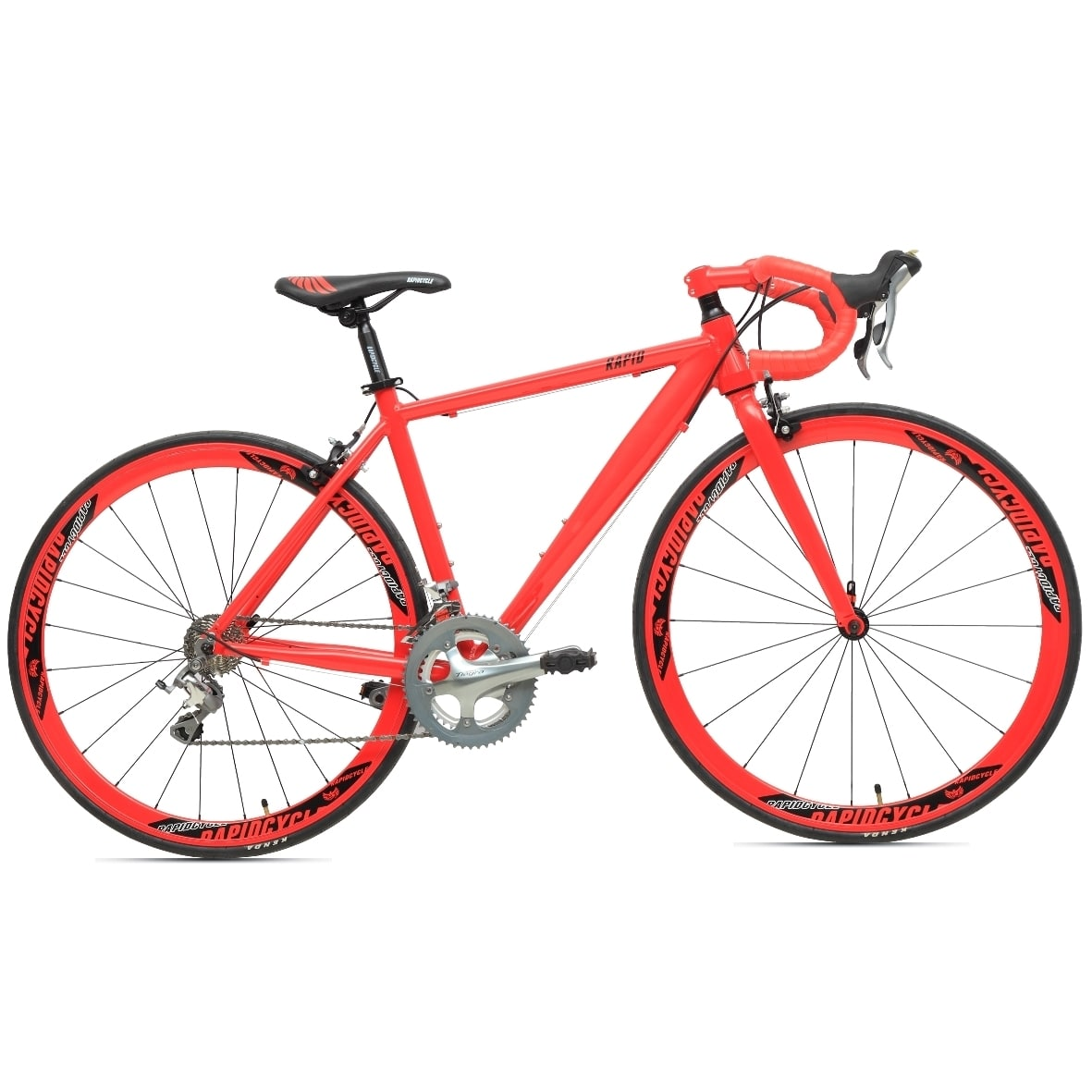 RapidCycle  Grand 20-speed Unisex Road Bike with Shimano Groupset (2 Size Options)