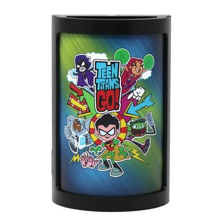 Go Light - Party Animal DC Comics - Teen Titans Go! LED Night Light, 5