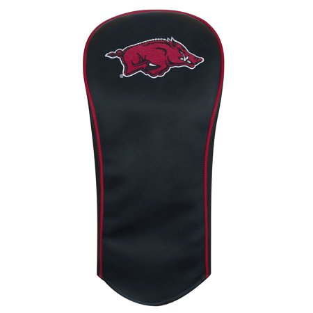 - Team Effort Arkansas Razorbacks Black Golf Driver Headcover
