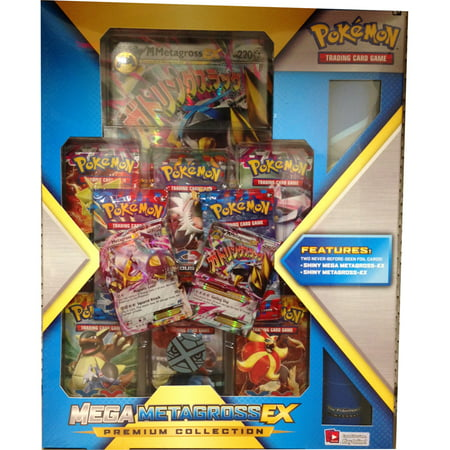 Pokemon Mega Metagross-EX Premium Collection Box