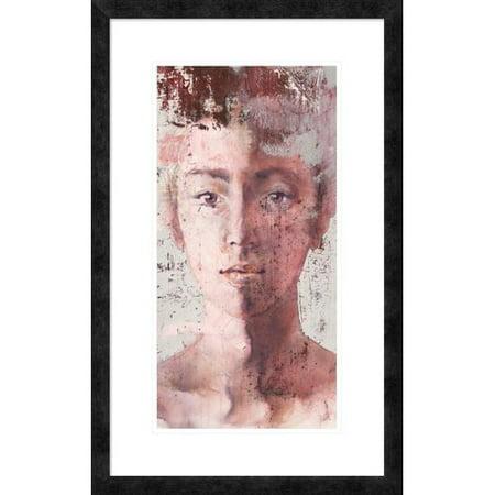 Global Gallery Human Aerodynamics 5 By Dario Moschetta Framed Painting Print