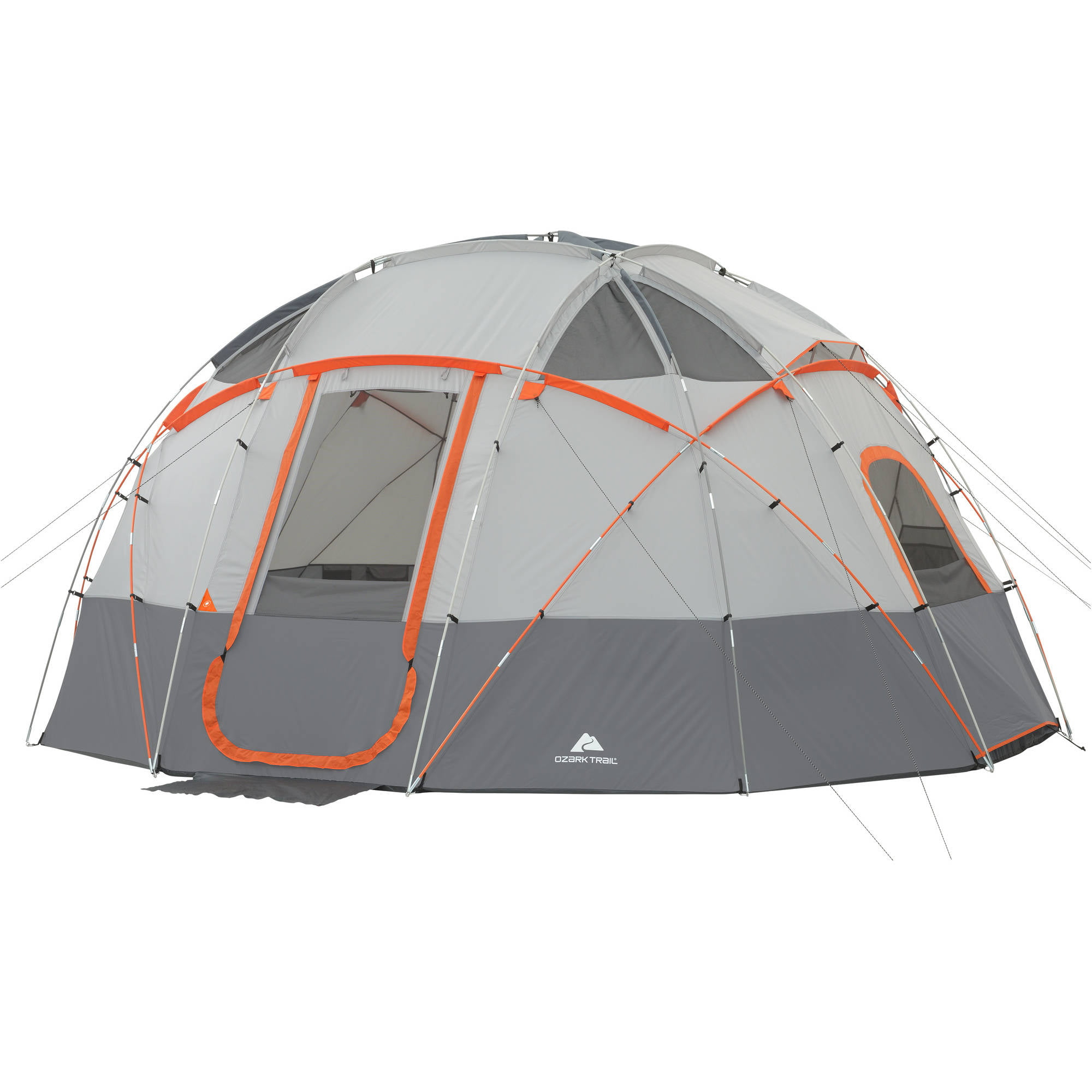 Ozark Trail 16' x 16' Sphere Tent, Sleeps 12