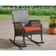 Better Homes And Gardens Colebrook Outdoor Glass Top Side Table Best Buy Outdoor Side Accent