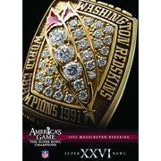NFL America's Game: 1991 Redskins (Super Bowl Xxvi by