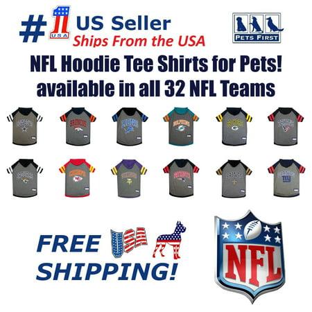 Pet Hoodie T-shirts - Pets First NFL Arizona Cardinals Pet Hoodie Tee Shirt