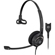 Sennheiser Circle SC 230 USB ML - Headset - on-ear - wired - active noise canceling - black with silver