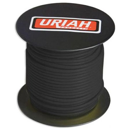 Infinite Innovations UA521070 75 ft. Black Insulation Stranded Wire, 10 Awg - image 1 de 1