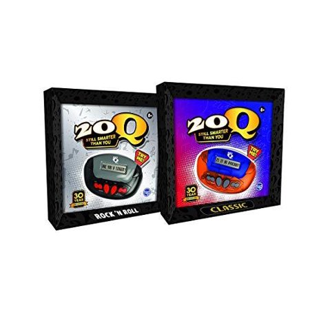 - 20Q Game Classic and Rock N ROLL Combo Pack