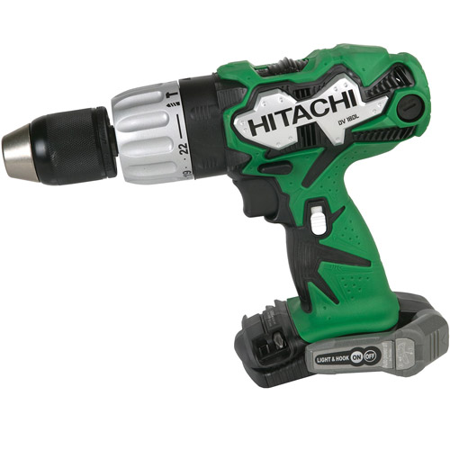 """Hitachi 18V Lithium-Ion 1/2"""" Hammer Drill (Tool Body Only)"""