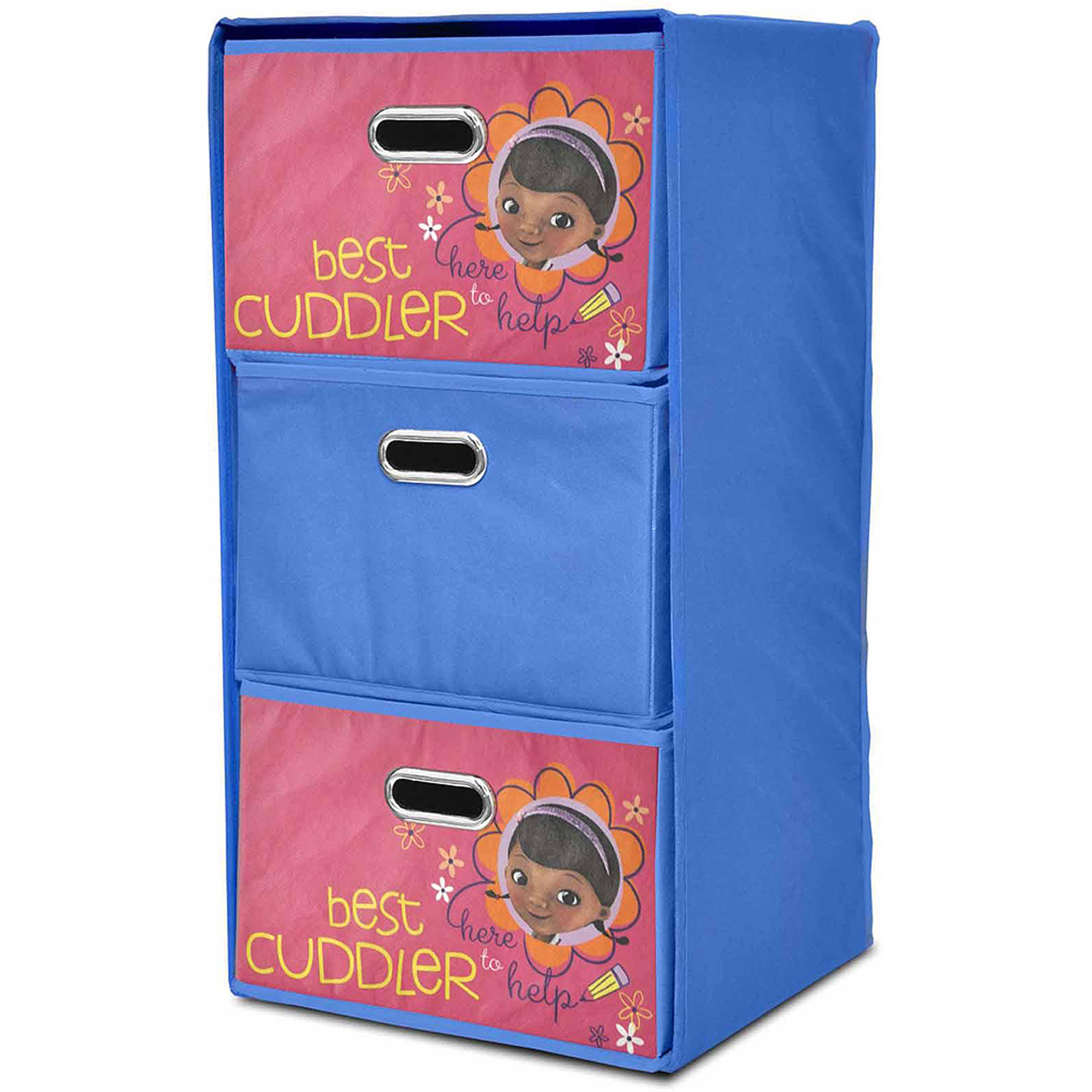 Disney Doc McStuffins Collapsible Storage
