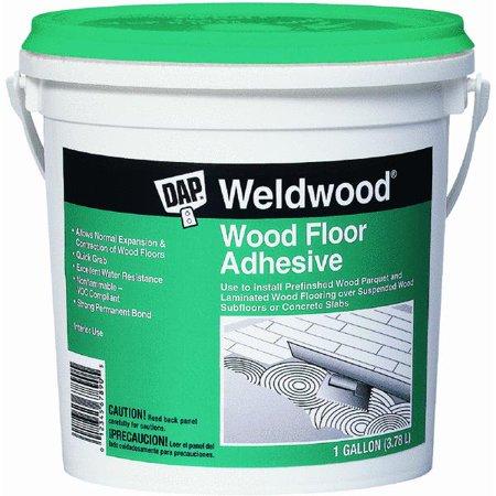 Dap 25133 WeldWoodᅡᆴ Wood Floor Adhesive - Dap 25133 WeldWoodᅡᆴ Wood Floor Adhesive - Walmart.com