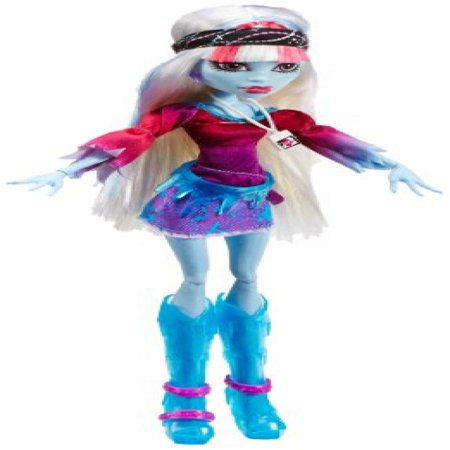 Monster High Music Festival Abbey Bominable Doll](Abbey Bominable Makeup)