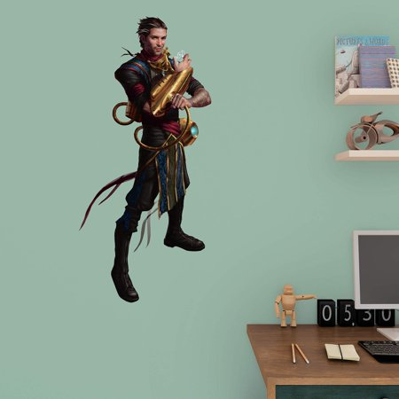 Fathead Magic the Gathering Ral Zarek Junior Wall Decal