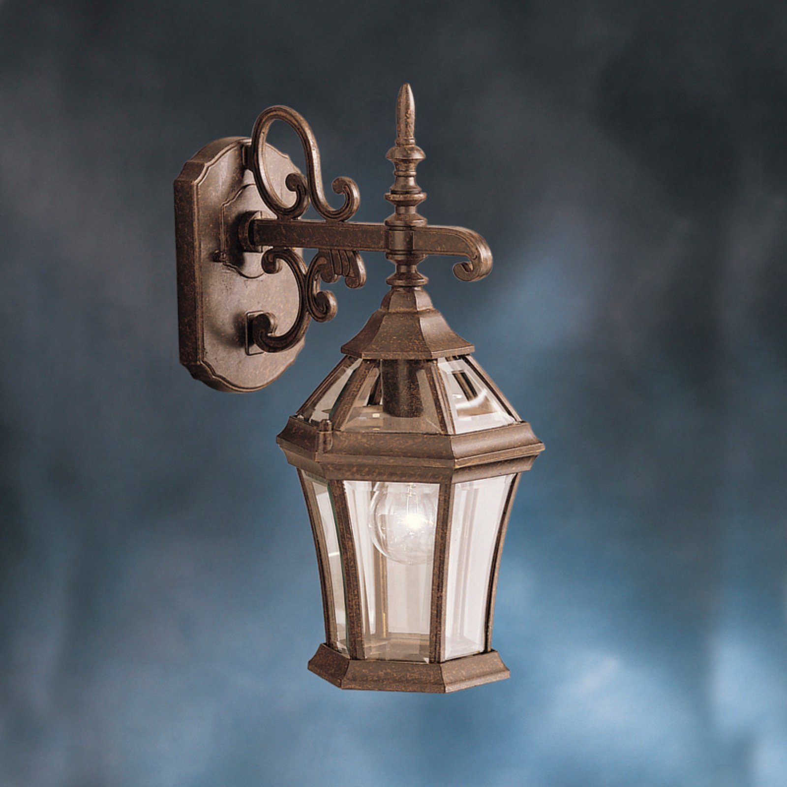 Kichler Townhouse 9789 Outdoor Wall Lantern - 7.25 in.