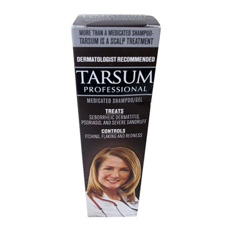 Tarsum Professional Medicated Shampoo Or Gel Formula For Hair And Scalp Treatment-8 Oz ()