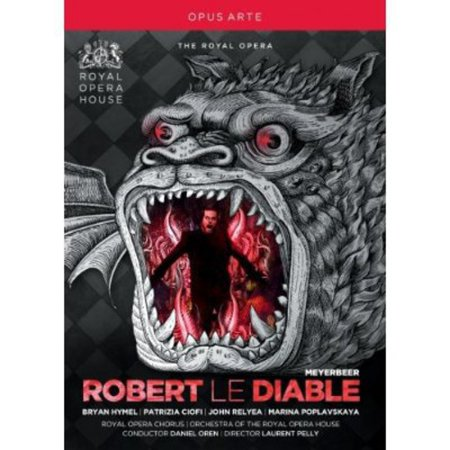 Robert Le Diable - Diablesa Halloween