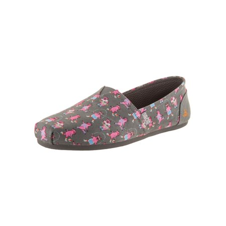 Bobs from Skechers Women's Bobs Plush - Fit Pig Slip-On Shoe for $<!---->