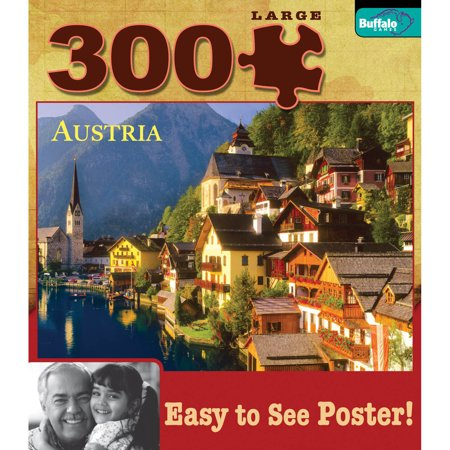 Buffalo Games Austria Large 300-piece Puzzle