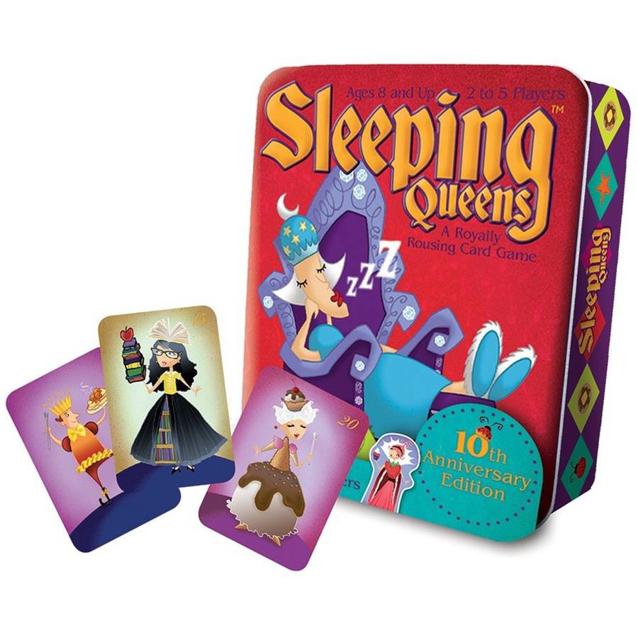 Sleeping Queens 10th Anniversary Card Game