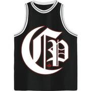 Counterparts Men's  Canada Logo Basketball  Jersey Black