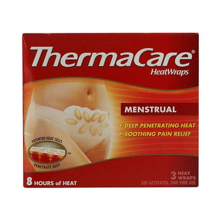 Thermacare Therapeutic Heat Wraps (ThermaCare therapeutic heat wraps, menstrual cramp relief - 3)