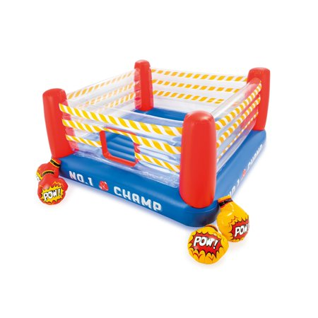 Intex -Jump-O-Lene Boxing Ring Bouncer