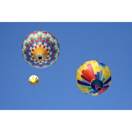 Canvas Print Canvas Print Flight Ballon Hot Air Balloons Balloon Fiesta Stretched Canvas 10 x 14](Ballons For Sale)