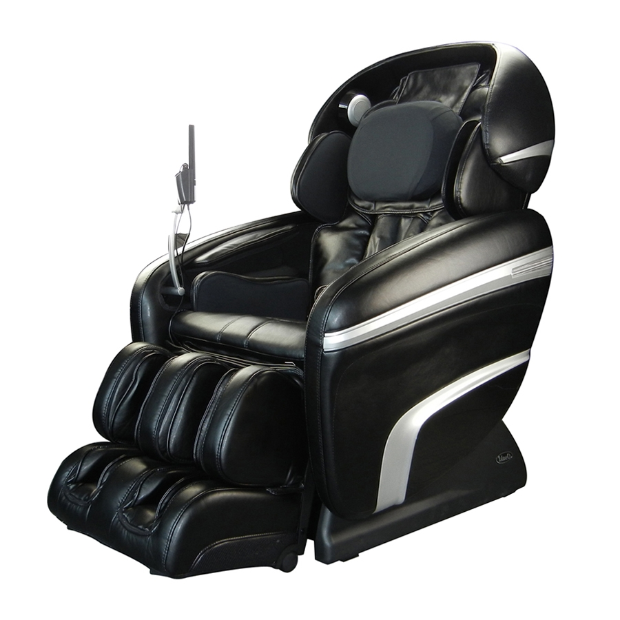 OSAKI OS-7200CR Massage Chair with Multi-Layer Pillow & Padding - Black