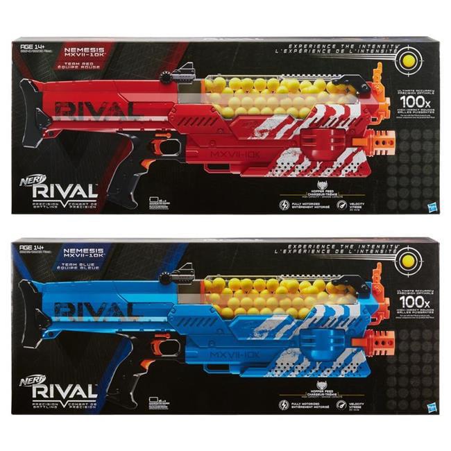 Hasbro HSBB8238 Nerf Nemesis MXVII-10K Blaster Toys