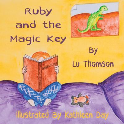 Ruby and the Magic Key - Ruby Key