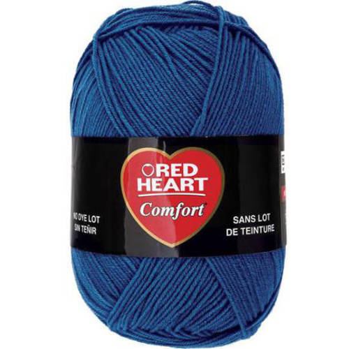 Red Heart Comfort Yarn, Available in Multiple Colors