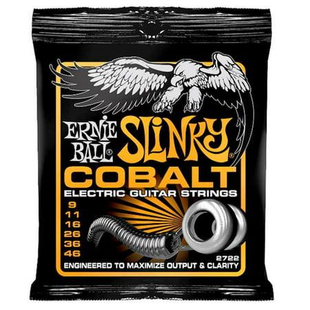 Ernie Ball Hybrid Slinky Cobalt 9-46